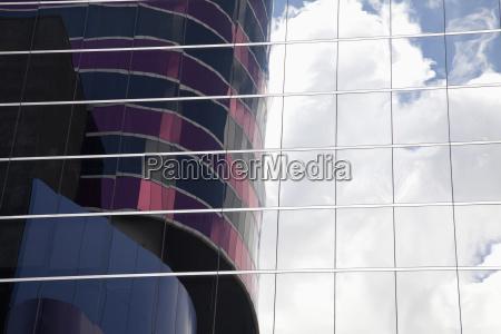 vidro copo de vidro cidade moderno
