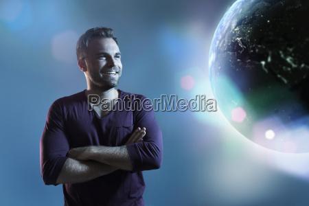 azul risadinha sorrisos universo futuro ver