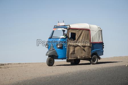 azul passeio viajar trafego africa veiculo