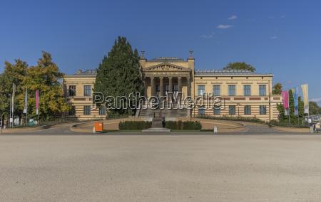 alemanha mecklenburg pomerania ocidental schwerin museu