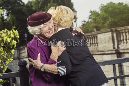 alemanha berlim retrato de duas mulheres