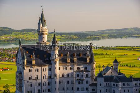 passeio viajar romantico bavaria alemanha fachada