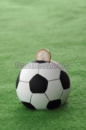 sport dello sport palla moneta fotografia