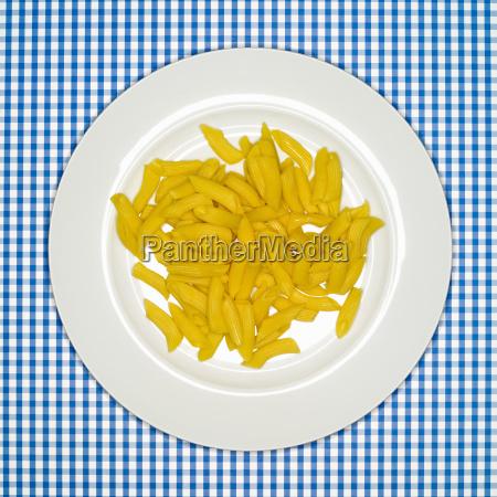 contraste frescura chapa cru italiano noodle