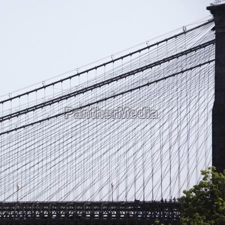 eua new york vista da ponte
