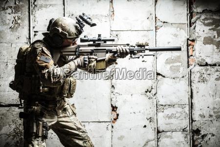 ranger do exercito em uniformes de