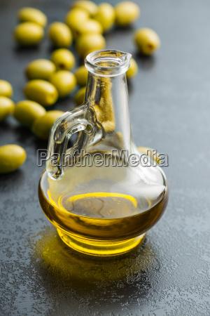 alimento fruta oliva componente manchado gramado