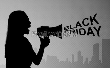 mulher mao saudacoes projeto negro poster