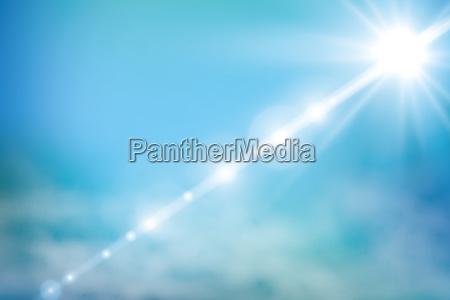 azul arte cor espaco viga luz