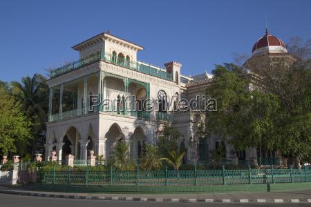 palacio de valle cienfuegos city unesco