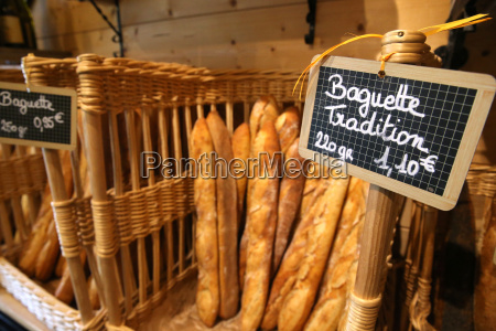 bakery french baguettes haute savoie france