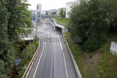 conduzir cidade trafego vazio trafego rodoviario