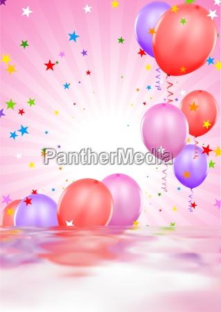 saudacoes ferias partido celebracao balao baloes