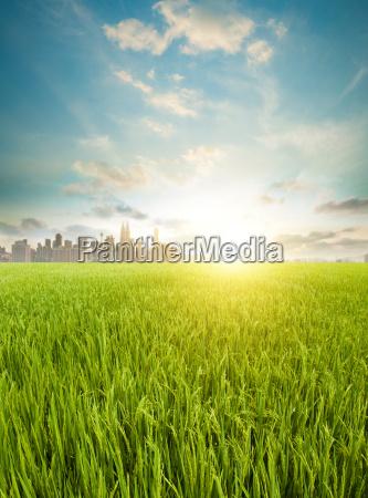 horizonte da cidade de kuala lumpur