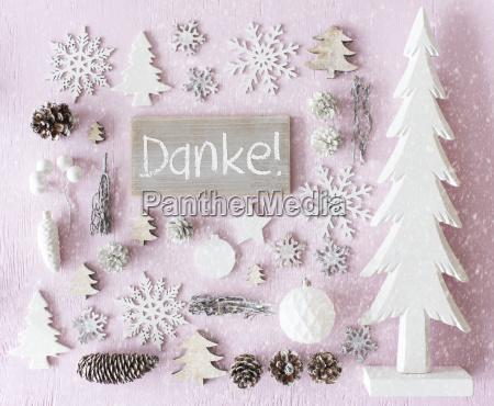 decoracao de natal lay flat danke