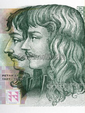 retrato retrato do comprimento dinheiro