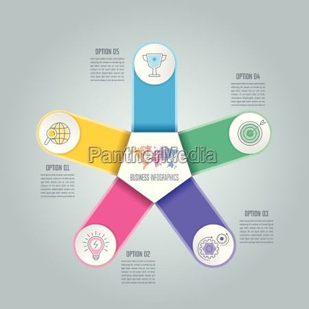 conceito de negocio de design de