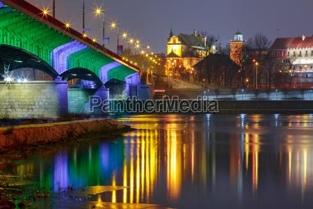 passeio viajar turismo europa polonia varsovia