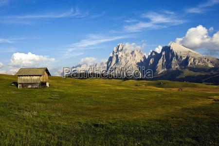 algunos casa construccion casas montanyas piedra