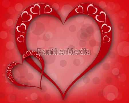 simbolico disenyo afecto ilustracion amoroso mapa