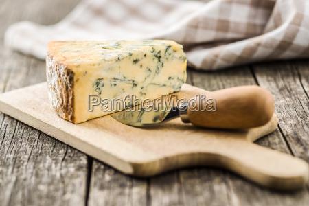 azul alimento gourmet queijo industria de