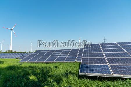 geracao de energia renovavel e linhas