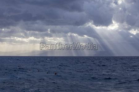 luz luzes europa agua mediterranico agua