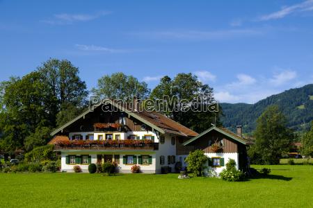 casa construcao casas rural agricultura europa