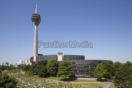 cidade politicamente moderno europa vista alemanha