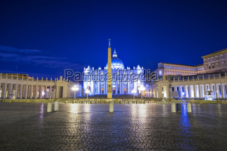 st peters square and st peters