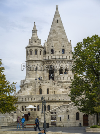 fishermans bastion budas castle district buda