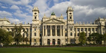 museum of ethnography budapest budapest hungary
