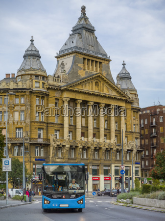 large building with ornate facade of