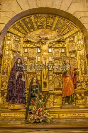 crucifixion altarpiece in the san diego