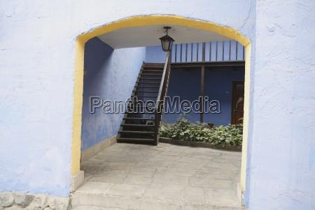 trappe trapper bygninger by hvaelving indgang