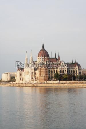hungarian parliament building budapest hungary