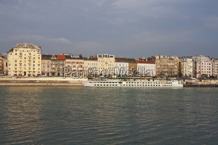 view of pest and the danube