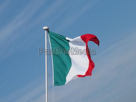 azul caucasiano europeu europa bandeira italiano