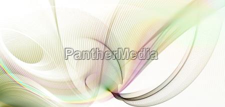 movimento em movimento ondas linhas arco