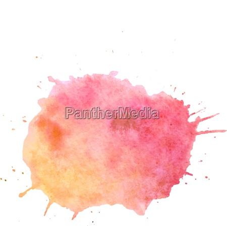 cor pintura caixa peito texto aquarela