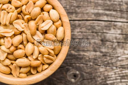 alimento amendoim castanha semente salgado lanche