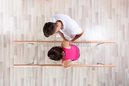 ir reabilitacao exercicio terapia pratica fisioterapia