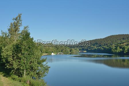 parque nacional agua doce lago agua