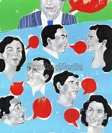 povos que falam junto