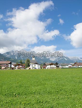 vila soell Austria tirol alpes europeus