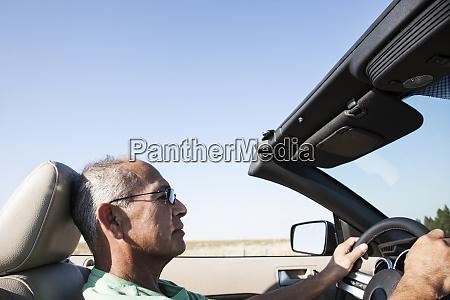 a senior hispanic man at the