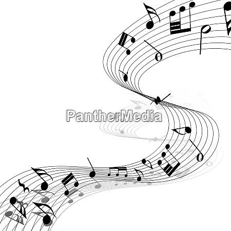 elementos musicais do projeto da equipe