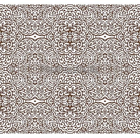 seamless sepia wallpaper pattern
