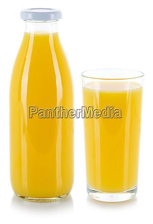suco de laranja bebe em uma