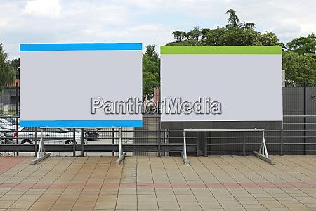 outdoors de publicidade